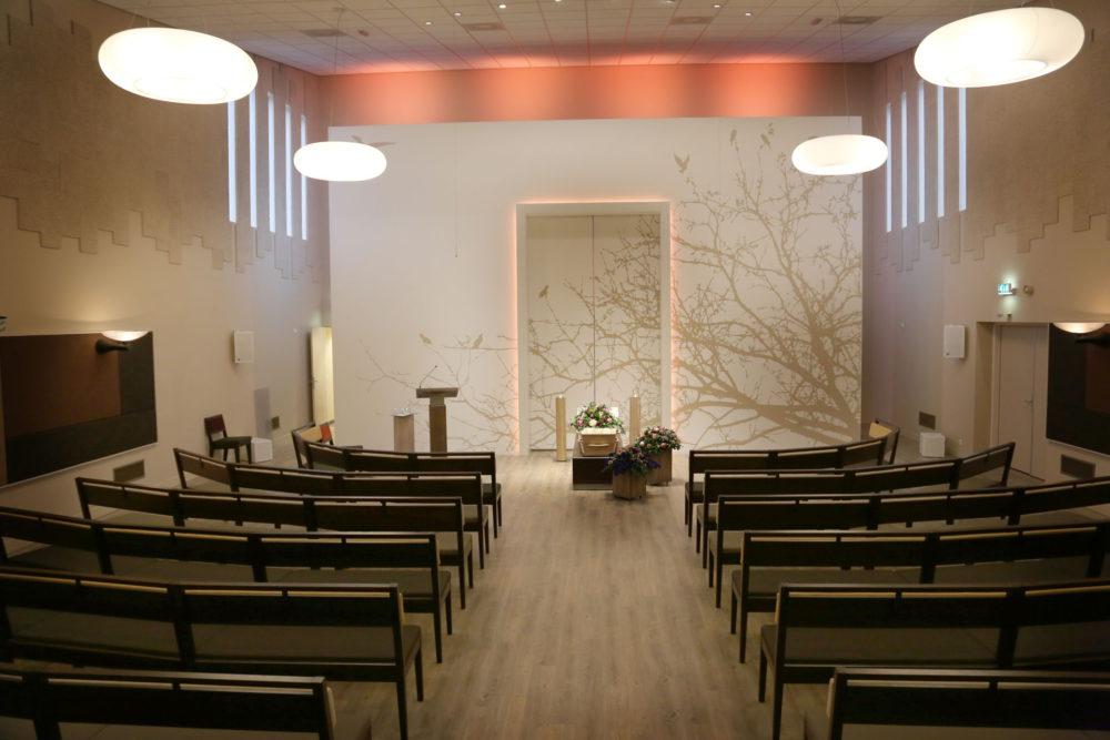 Crematorium Goutum Grote Aula