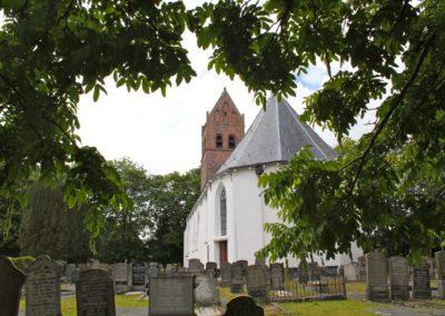 Fender Uitvaart - begraafplaats Huizum