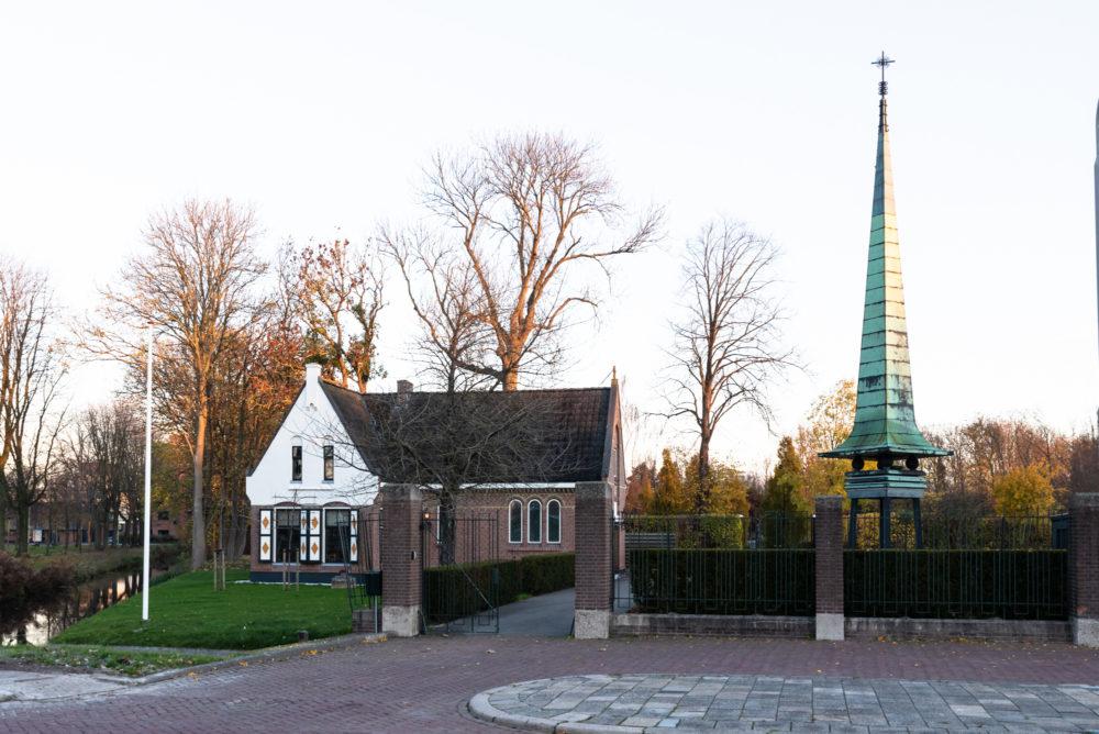 Begraafplaats Vitushof